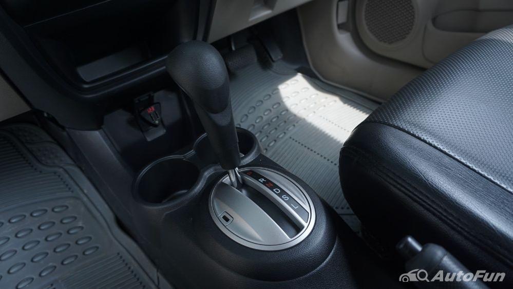 Honda Mobilio E CVT Interior 011