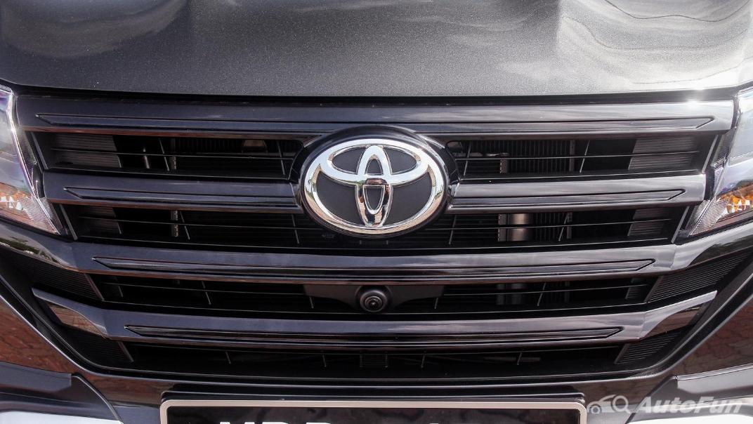 Toyota Rush 2019 Exterior 012