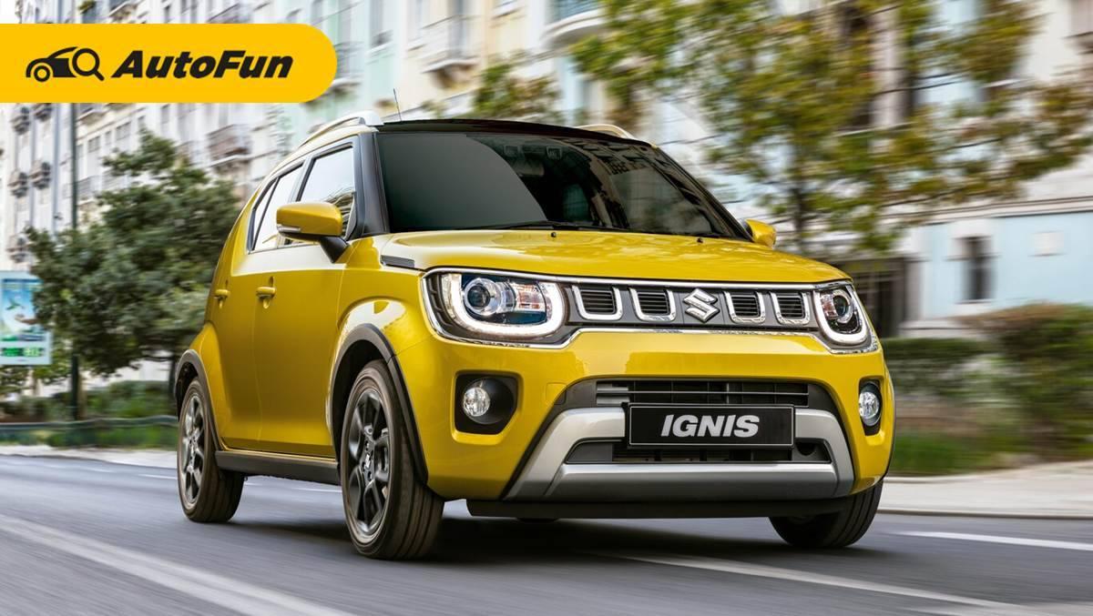 Suzuki Ignis 2022