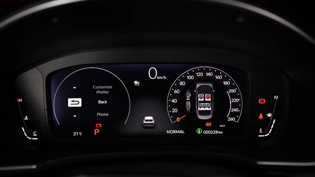 2022 Honda Civic Upcoming Version Interior 020