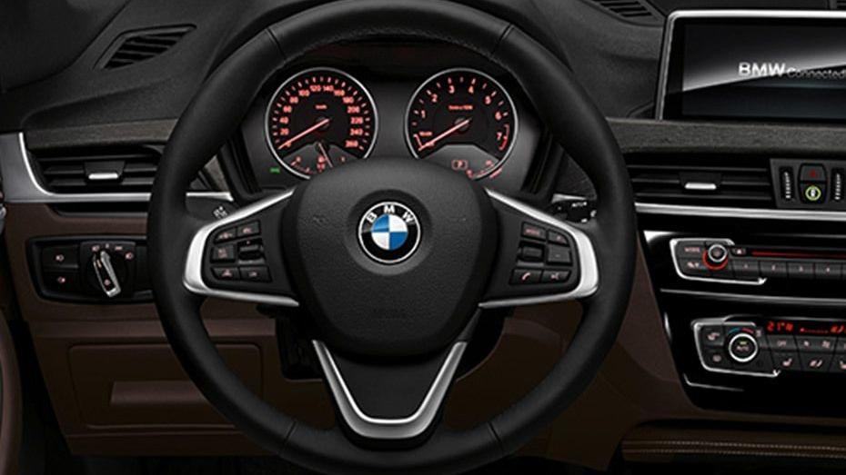 BMW X1 2019 Interior 002