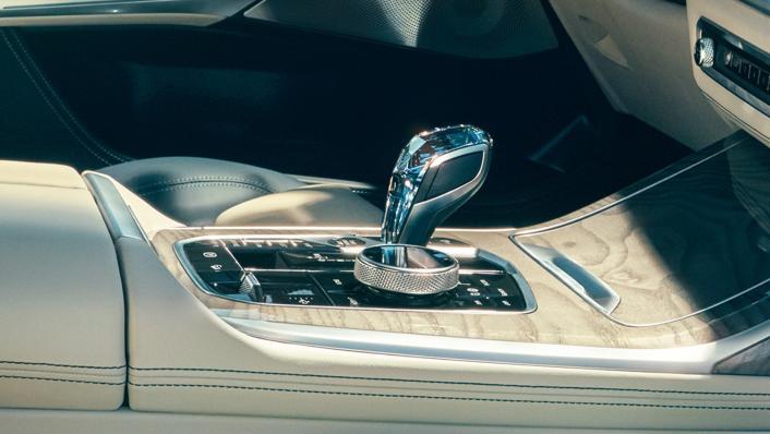 2021 BMW X7 xDrive40i Opulence Interior 004