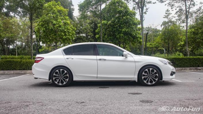 Honda Accord 2019 Exterior 007