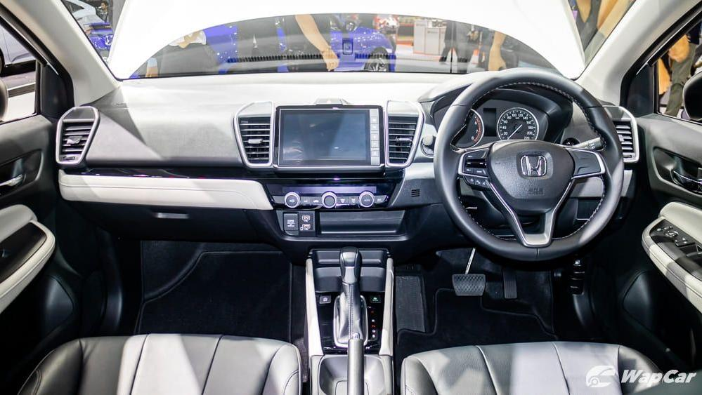 Honda City 2019 Interior 152
