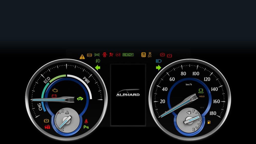 Toyota Alphard 2019 Interior 005