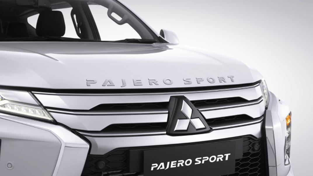 2021 Mitsubishi Pajero Sport Exterior 006