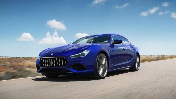 Maserati Grancabrio 2019 Exterior 002