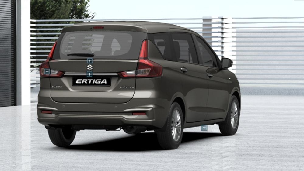 Suzuki Ertiga 2019 Exterior 010