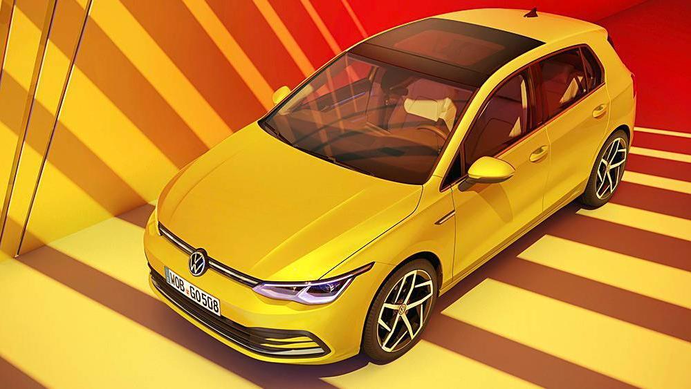 Volkswagen Golf 2019 Exterior 074