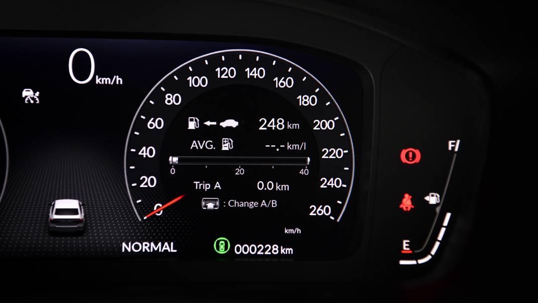 2022 Honda Civic Upcoming Version Interior 046