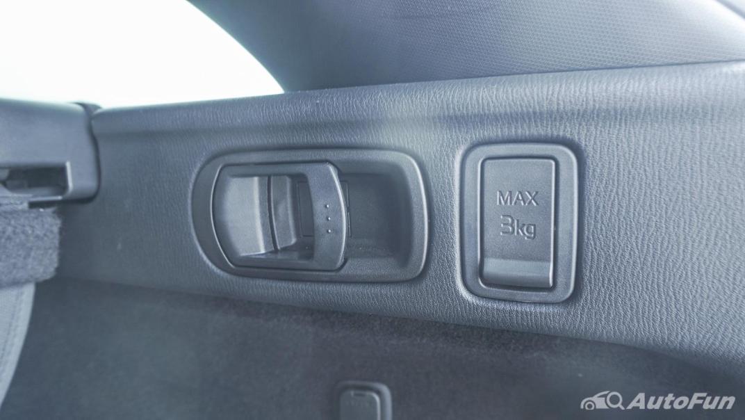 Mazda 6 Elite Estate Interior 074