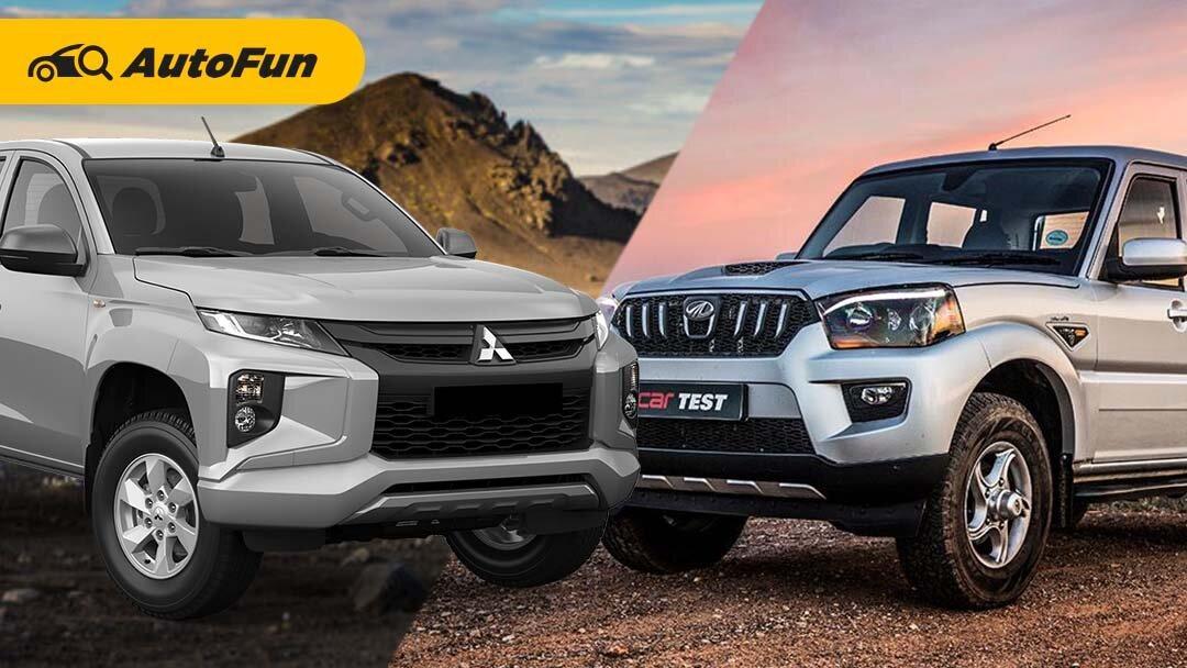 Kalah Nama, Spesifikasi Mahindra Scorpio 4x4 Bisa Ungguli Mitsubishi Triton HDX 4x4 01