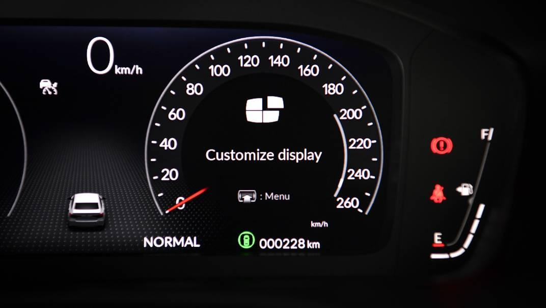 2022 Honda Civic Upcoming Version Interior 053