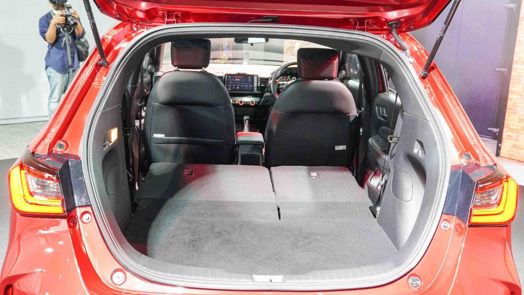 2021 Honda City Hatchback International Version Interior 030