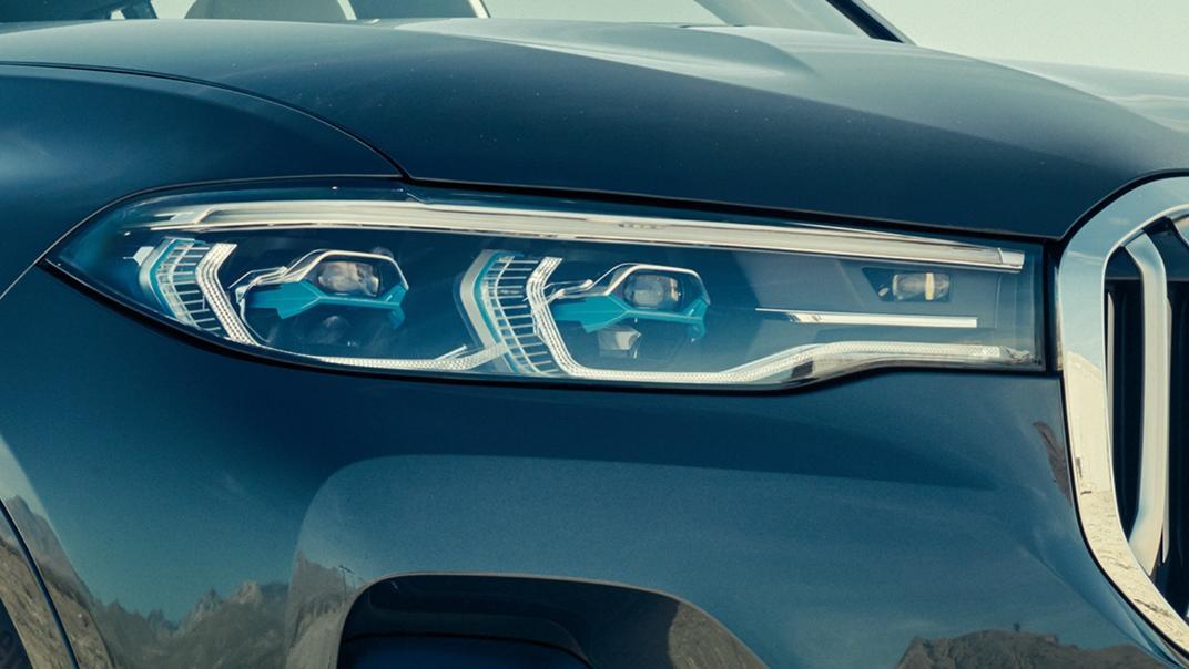 2021 BMW X7 xDrive40i Opulence Exterior 013