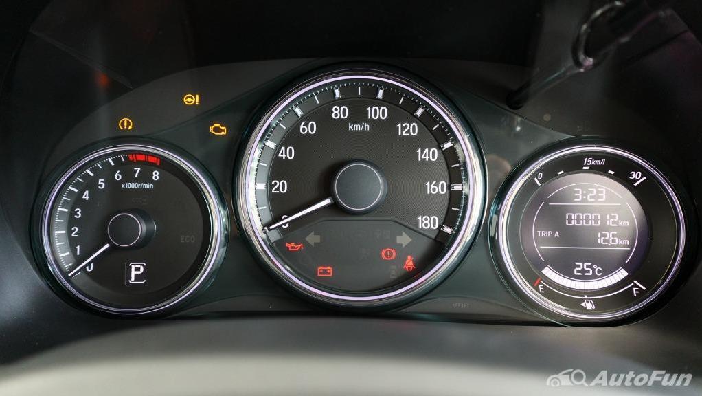 Honda BRV 2019 Interior 006