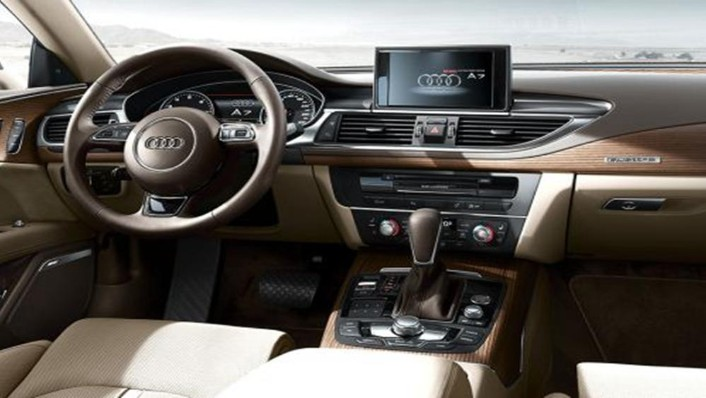 Audi A7 2019 Interior 001