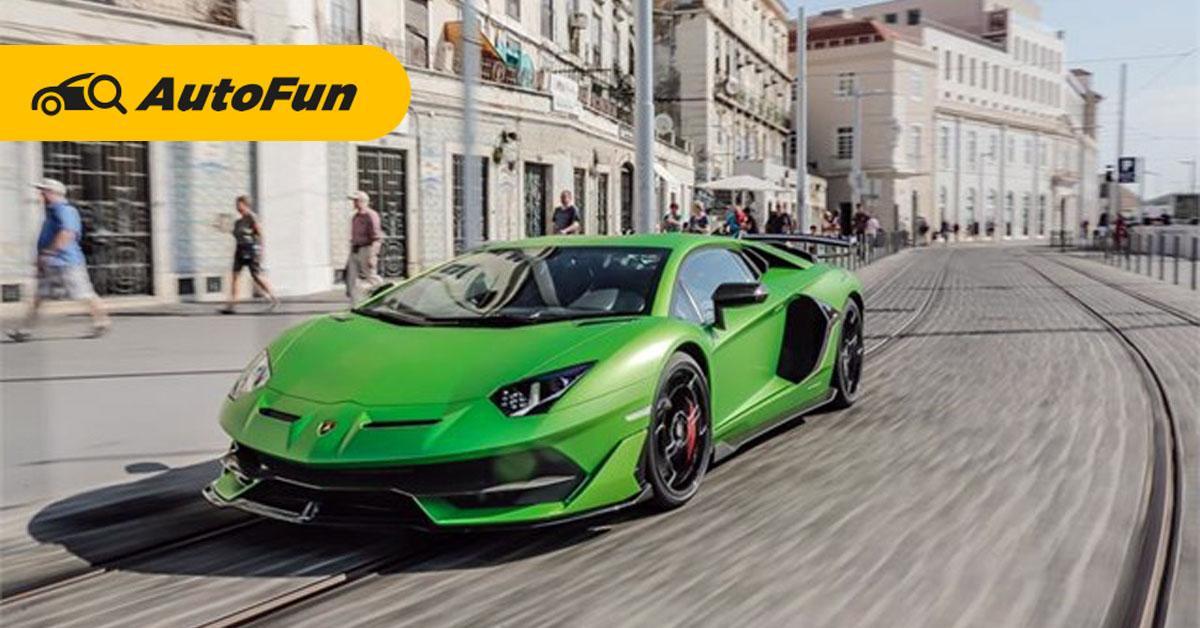 Mengapa Aventador SVJ Jadi SuperCar Andalan Lamborghini 01