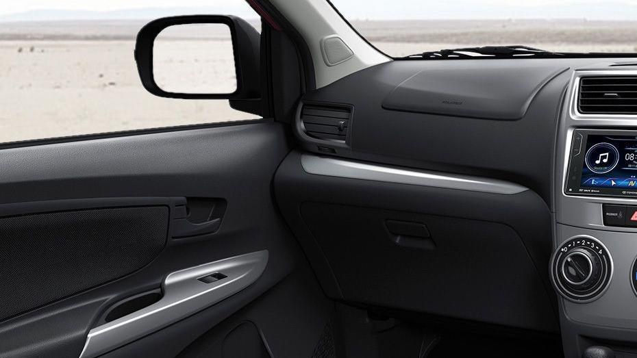 Toyota Avanza 2019 Interior 043