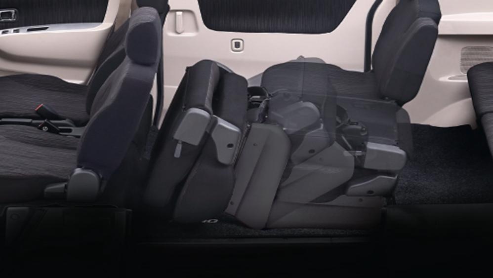 Daihatsu Luxio 2019 Interior 007