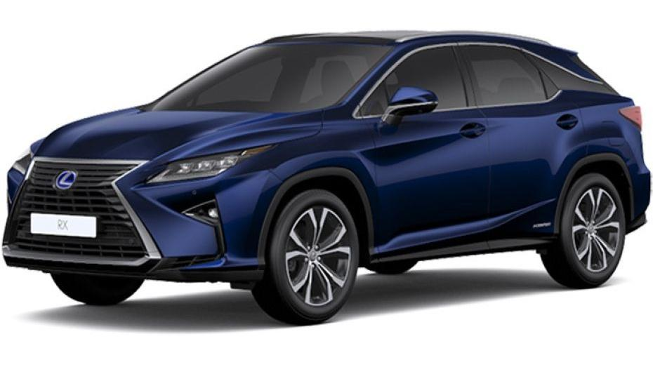 Lexus RX 2019 Others 005