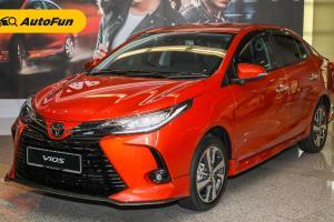 Simak Dulu Sederet Kelebihan dan Kekurangan Toyota New Vios, Biar Enggak Nyesel!