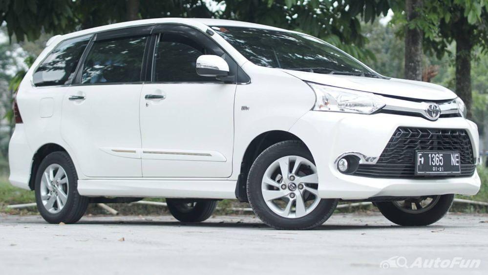 Toyota Avanza Veloz 1.3 MT Exterior 004