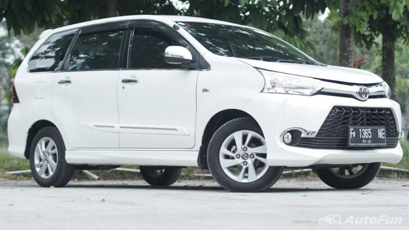 Overview Mobil: 2020-2021 All New Toyota Avanza Veloz ...