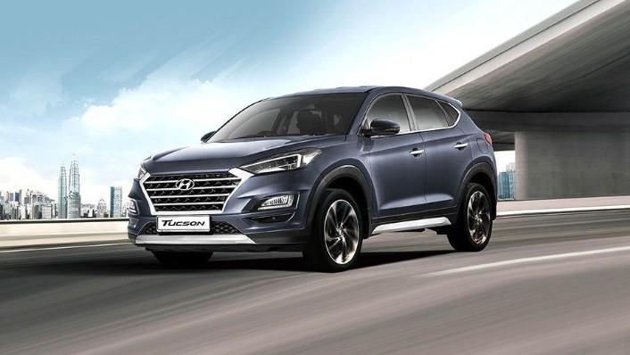 Hyundai Tucson 2019 Exterior 001