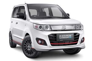 Suzuki Luncurkan 'SUPER car' Karimun Wagon R 50th Anniversary Edition