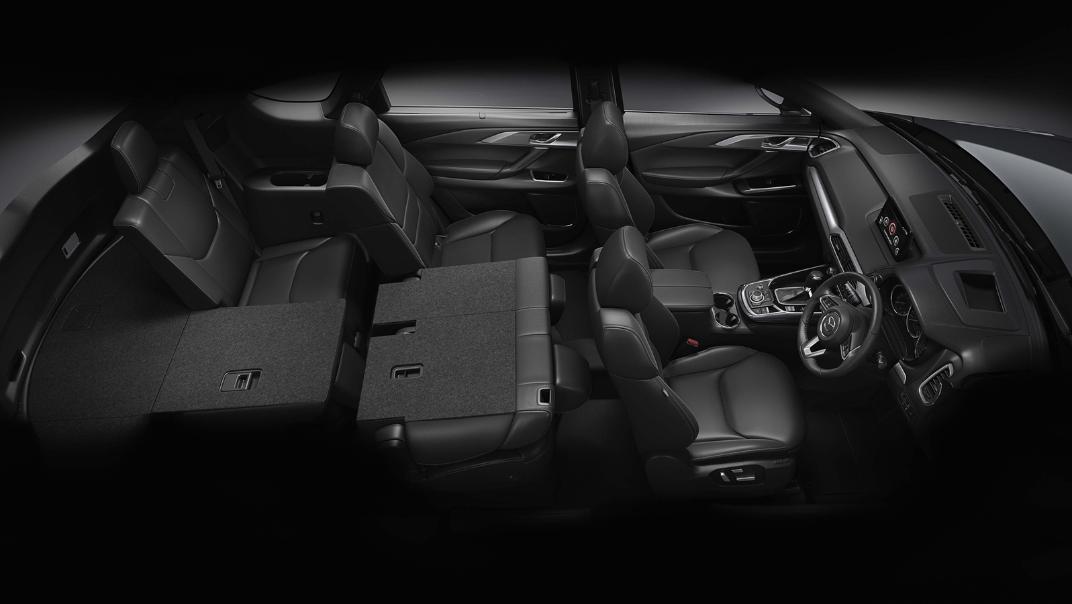 2021 Mazda CX 9 Interior 016
