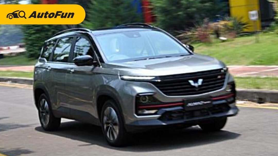 Deretan Medium SUV Terlaris Selama Mei 2021, Wuling Almaz Kembali Mengalahkan Honda CR-V 01