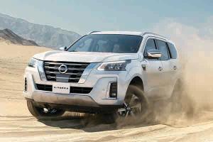 Perbedaan Nissan Terra 2021 dengan Model Sekarang, yang Baru Lebih Menarik?