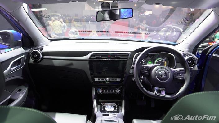 2021 MG ZS Interior 001
